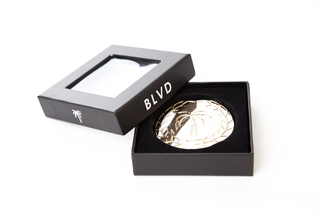 Shield Belt Buckle - BLVD Supply inc