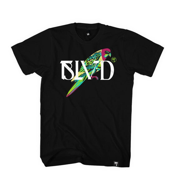 Almost Calligraphy Shirt - BLVD Supply inc