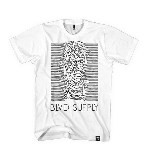 Tree Division Tee - BLVD Supply inc