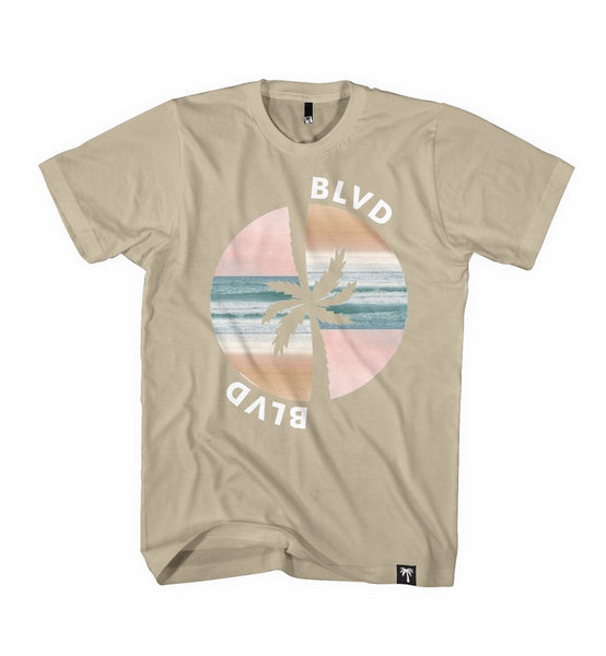 Revolve Beach Tee - BLVD Supply inc