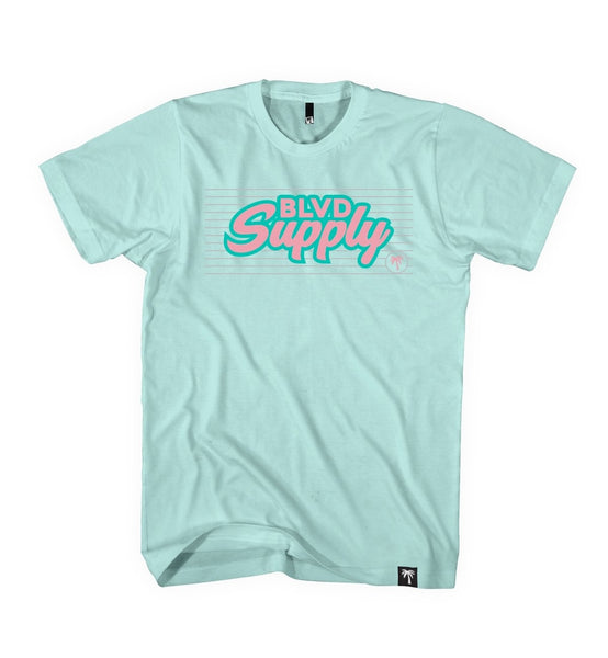 Outfield Tee - BLVD Supply inc