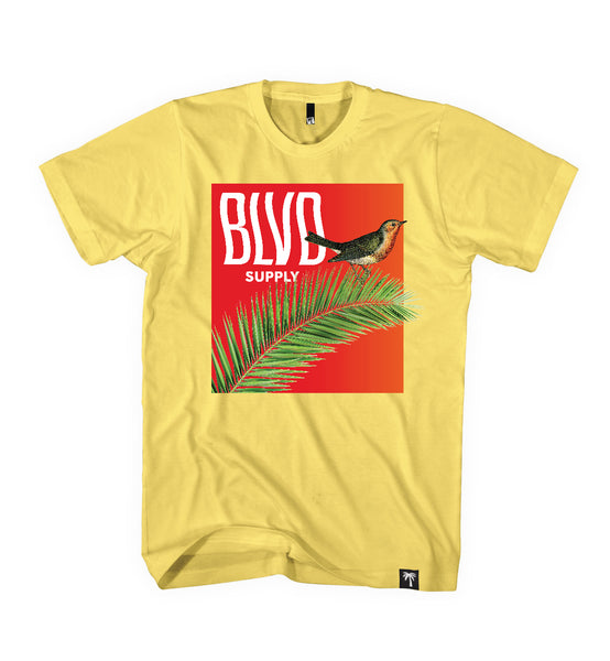 Tropical Bird Tee