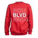 Takeout Crew Fleece - BLVD Supply inc