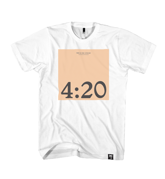Blvd Supply 420 Hit Tee