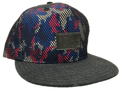 Killa Camo Hat - BLVD Supply inc
