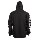 Goth Script Pullover Hoodie - BLVD Supply inc