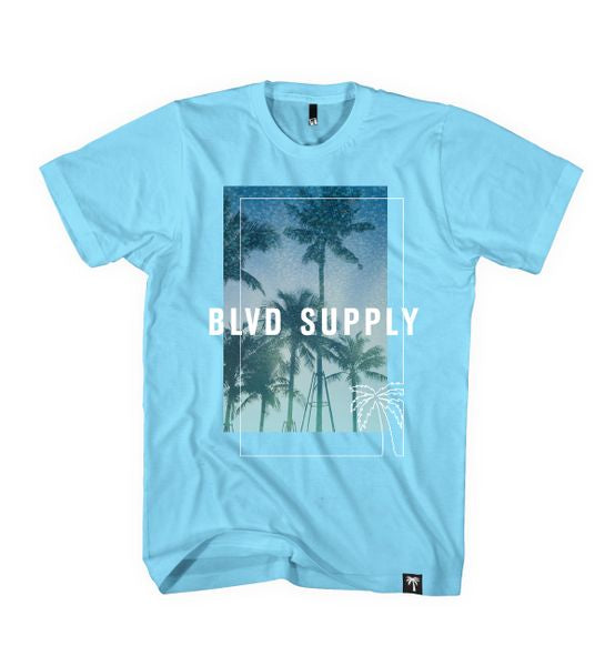 Pool Day Tee - BLVD Supply inc