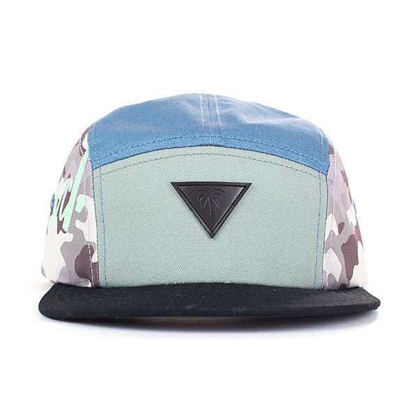Conquer 5 Panel Hat - BLVD Supply inc