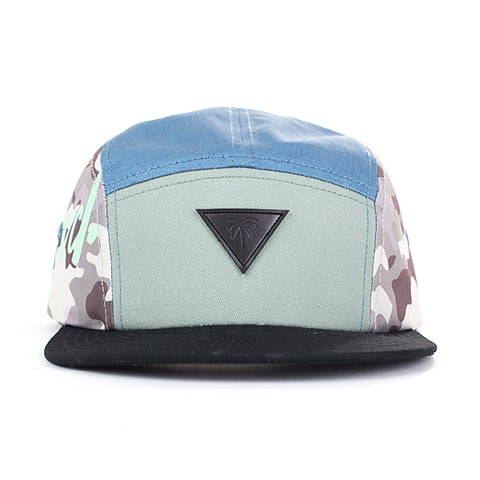 Conquer 5 Panel Hat