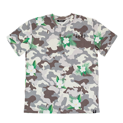 Atomic Bloom Tee - BLVD Supply inc