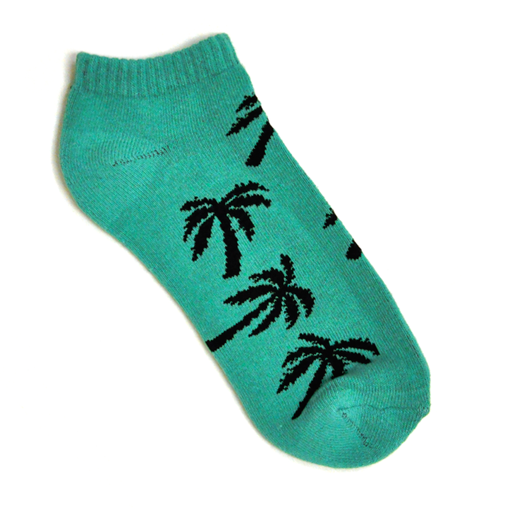 Blvd Supply Tree Life No Show Socks