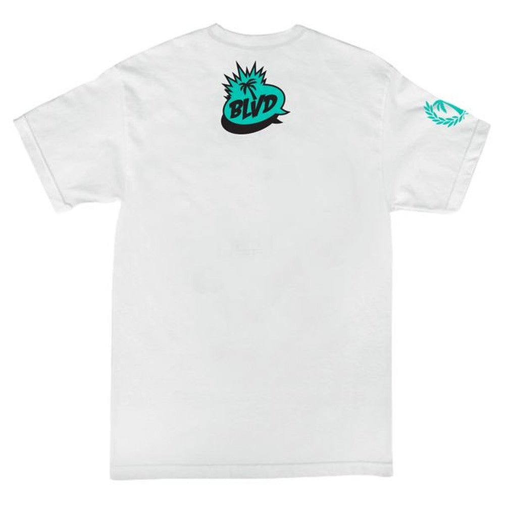 Saved By The BLVD Tee - BLVD Supply inc