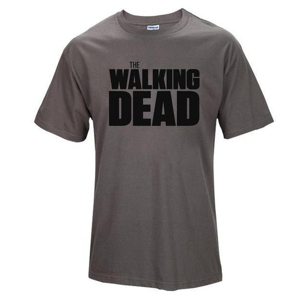 Top Quality  the Walking Dead Print T Shirt - BLVD Supply inc