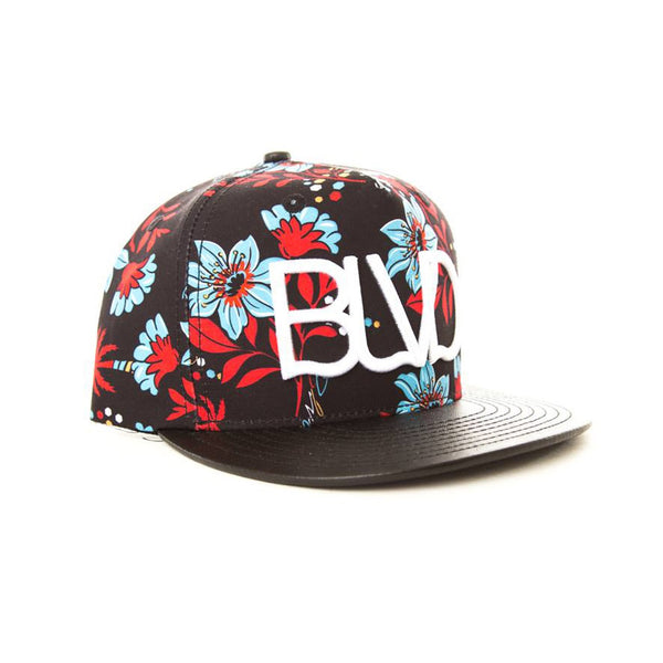 BLVD Supply Connect Snapback - BLVD Supply inc