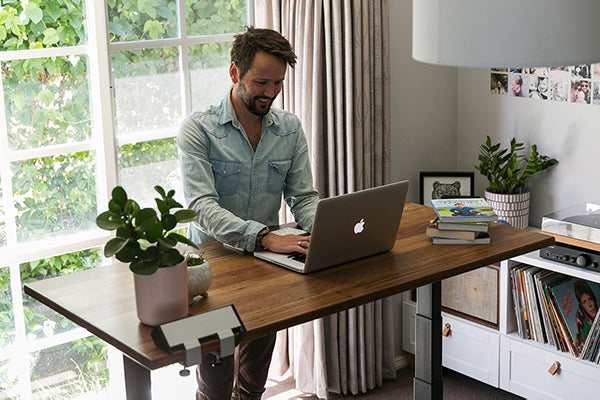 Recycled Messmate Standing Desk