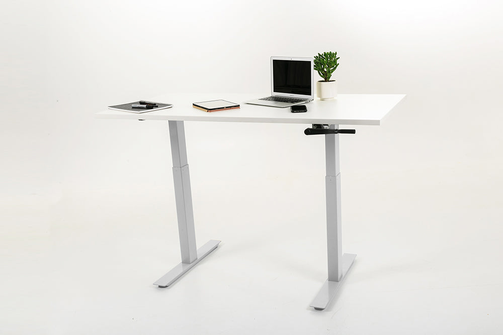 UpDown Desk Manual Crank Standign Desk