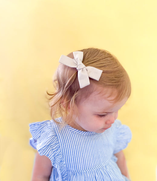 Olive Mini Livvy Pigtail Set