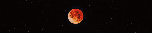 Image of red moon