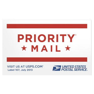 Priority Mail Upgrade 1-3 Day Shipping (Can purchase after initial purchase)