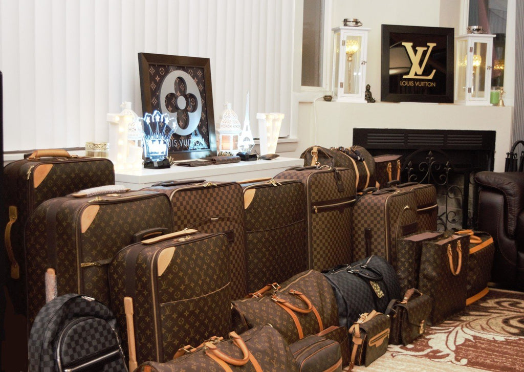 Louis Vuitton care and storage guide