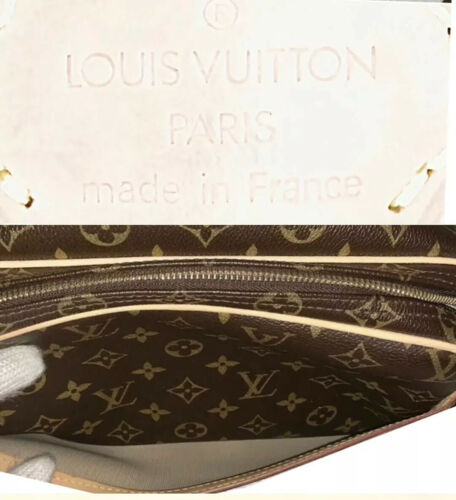 Louis Vuitton Reporter Classic Pm Crossbody Camera Bag Authentic UEC 💝