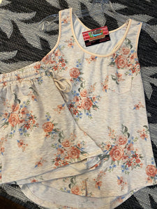 The Vintage Floral Lounge Set