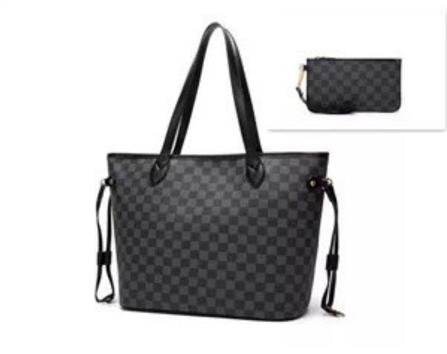 The Checkered Tote