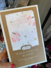 Load image into Gallery viewer, Muslin Swaddle Blanket