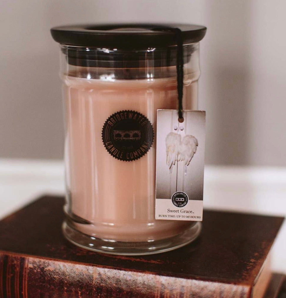 Sweet Grace Large Jar Candle
