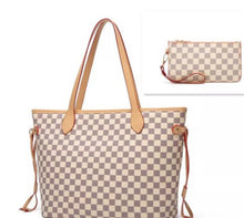 Load image into Gallery viewer, The Checkered Tote