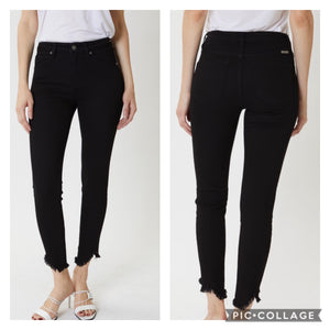 KanCan High Rise Black Super Skinny