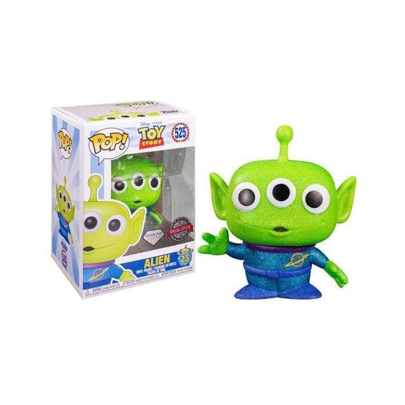 Funko Pop! Toy Story - Alien (Coleccion Diamante)