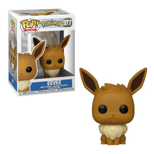 Funko Pop! Pokemon - Eevee - Pop Hunters Perú