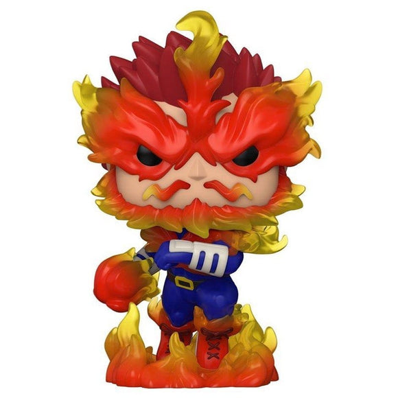 [Pre-Venta] Funko Pop! My Hero Academia - Endeavor - Pop Hunters Perú