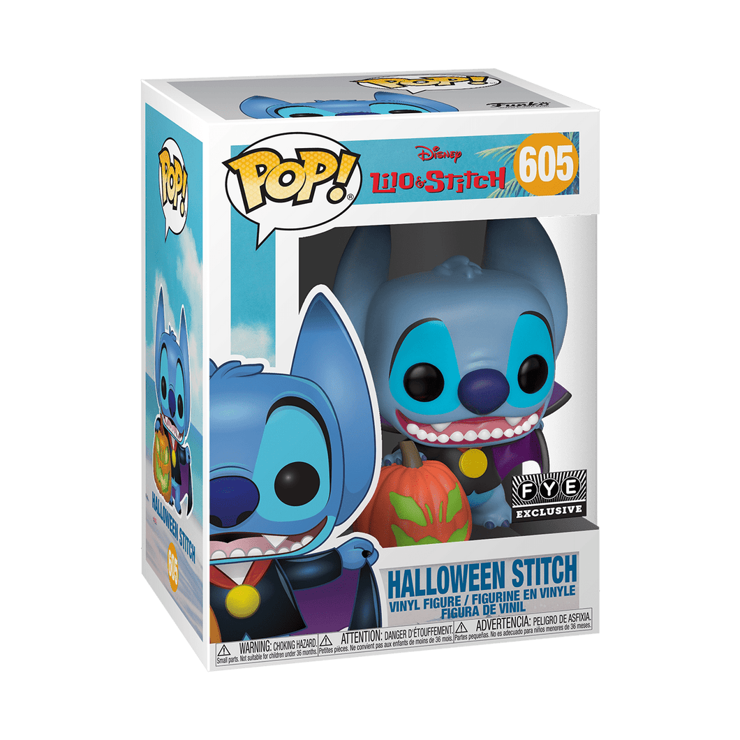 Funko Pop! Halloween Stitch - Pop Hunters Perú