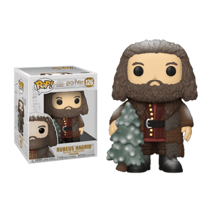 "[Pre-Venta] Funko Pop! Harry Potter - Rubeus Hagrid 6"" Pulgadas - Pop Hunters Perú"