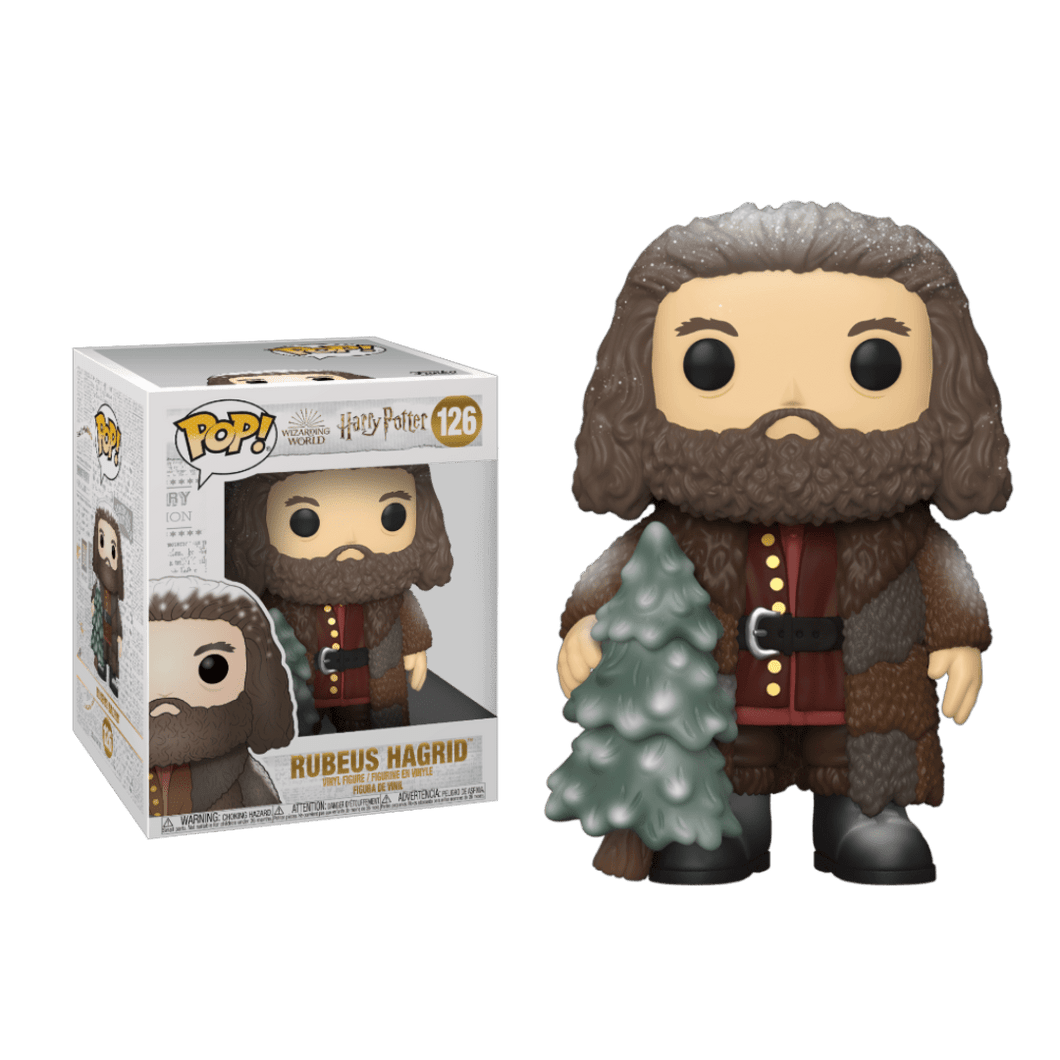 [Pre-Venta] Funko Pop! Harry Potter - Rubeus Hagrid 6