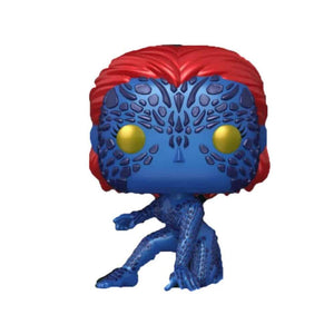 Funko Pop! Mystique Metalica exclusiva de Target (Detalle)