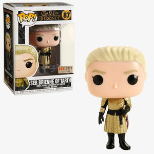 Funko Pop! Game of Thrones - Ser Brienne de Tarth exclusiva de Box Lunch - Pop Hunters Perú