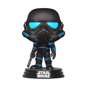 Funko Pop! Star Wars - Shadow Stormtrooper exclusivo de Gamestop - Pop Hunters Perú