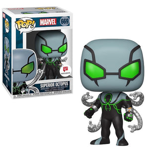 Funko Pop! Marvel - Superior Octopus exclusivo de Walgreens - Pop Hunters Perú