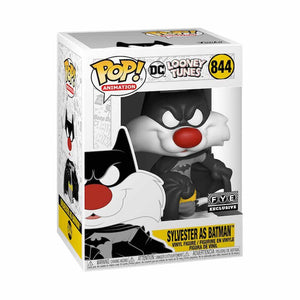 [Pre-Venta] Funko Pop! Looney Tunes - Sylvester (Batman) exclusivo de FYE - Pop Hunters Perú