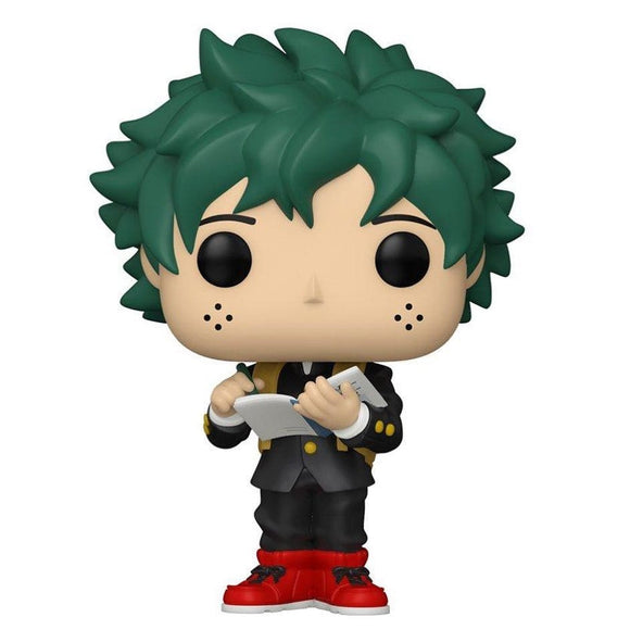 Funko Pop! My Hero Academia - Izuku Midoriya - Pop Hunters Perú