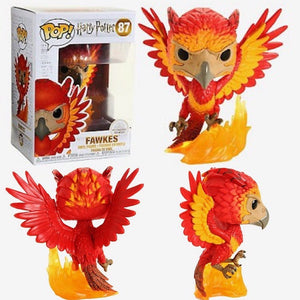 Funko Pop! Harry Potter - Fawkes - Pop Hunters Perú