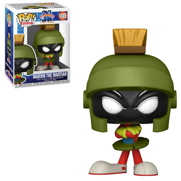 [Pre-venta] Funko Pop! Space Jam - Marvin el Marciano