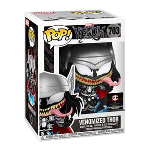Funko Pop! Venom - Thor Venomized exclusivo de Chalice Collectibles