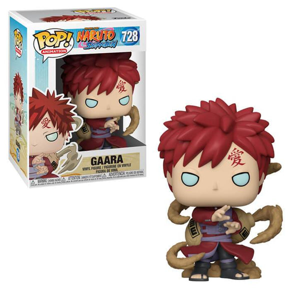 Funko Pop! Naruto - Gaara - Pop Hunters Perú