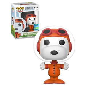 Funko Pop! Snoopy Astronauta Exclusivo de la SDCC - Pop Hunters Perú