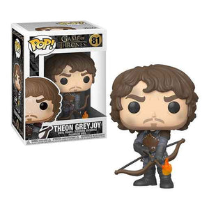 Funko Pop! Game of Thrones - Theon Greyjoy - Pop Hunters Perú