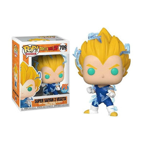 Funko Pop! Dragon Ball Vegeta Super Saiyan 2 Previews Exclusive - Pop Hunters Perú